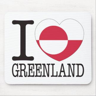 Amor v2 de Groenlandia Tapete De Raton