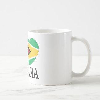 Amor v2 de Guyana Taza