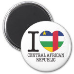 Amor v2 de la República Centroafricana Imán De Frigorífico