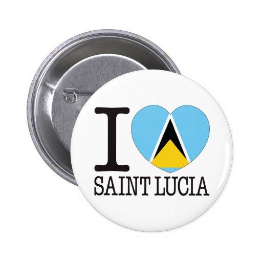 Amor v2 de la Santa Lucía Pins