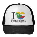 Amor v2 de los Comoro Gorro