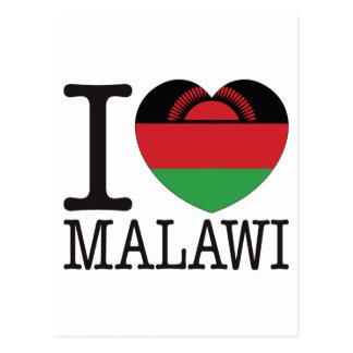 Amor v2 de Malawi Tarjetas Postales