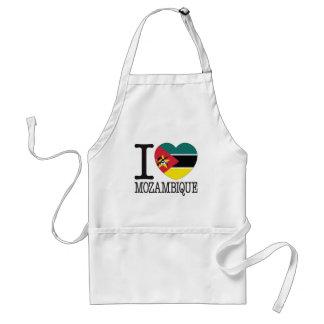 Amor v2 de Mozambique Delantal