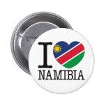 Amor v2 de Namibia Pin