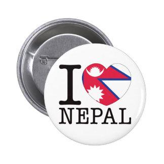 Amor v2 de Nepal Pins