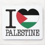 Amor v2 de Palestina Tapete De Raton