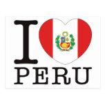 Amor v2 de Perú B Postal