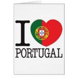Amor v2 de Portugal Tarjetón