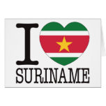 Amor v2 de Suriname Tarjetón