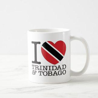 Amor v2 de Trinidad and Tobago Taza