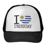 Amor v2 de Uruguay Gorro De Camionero