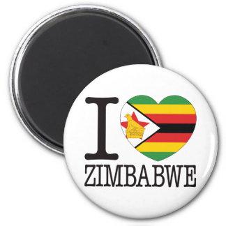 Amor v2 de Zimbabwe Iman Para Frigorífico