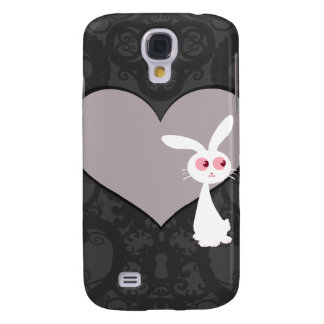 Amor V del conejito de Shiro Funda Para Galaxy S4