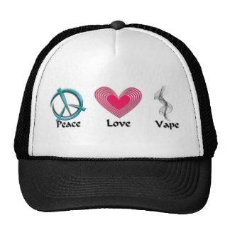 Amor Vape de la paz Gorro