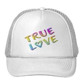 Amor verdadero gorra