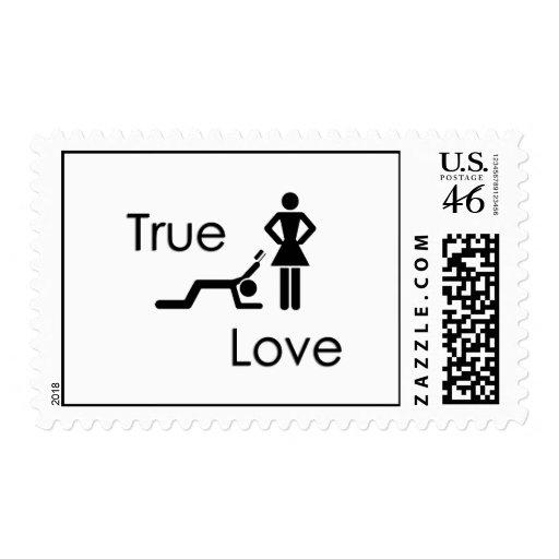 Amor verdadero franqueo