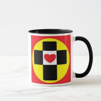 Amor victorioso taza