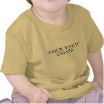 Amor Vincit Omnia Tshirts