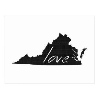 Amor Virginia Postal