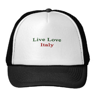 Amor vivo Italia Gorros