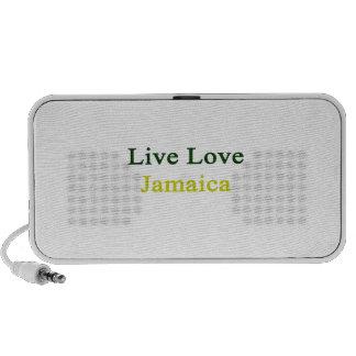 Amor vivo Jamaica Laptop Altavoces
