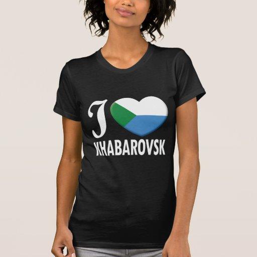 Amor W de Jabárovsk Camiseta
