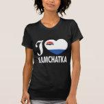Amor W de Kamchatka Camisetas