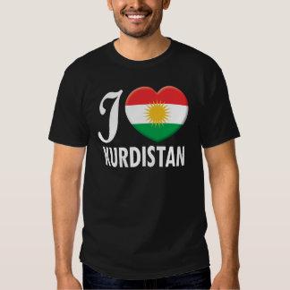 Amor W del Kurdistan Camisas