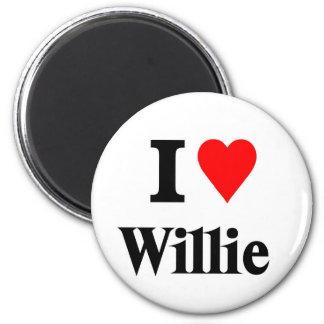Amor Willie Imán De Nevera