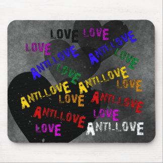 Amor y Anti-Amor Tapete De Raton