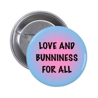 Amor y Bunniness Pin