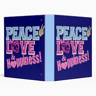 Amor y felicidad de la paz