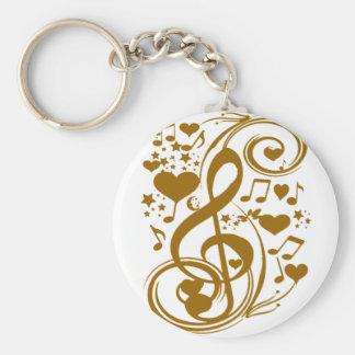 Amor y Joy-Gold_ Llaveros Personalizados