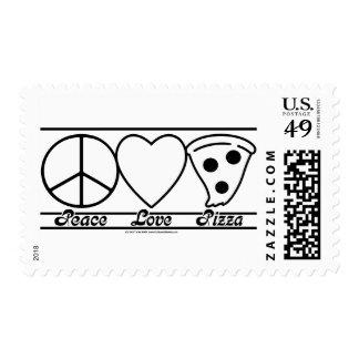 Amor y pizza de la paz envio