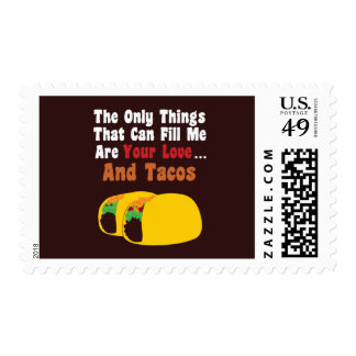 Amor y Tacos Sello