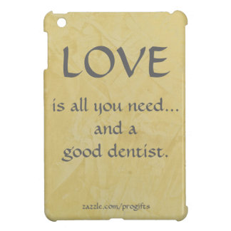 Amor y un buen dentista