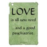 Amor y un buen psiquiatra