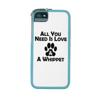 Amor y un Whippet