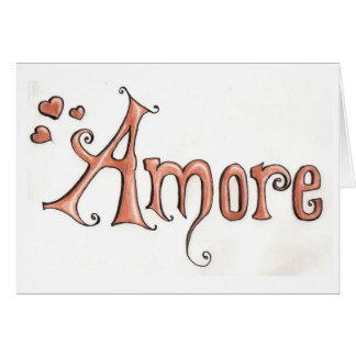 Amore Cards