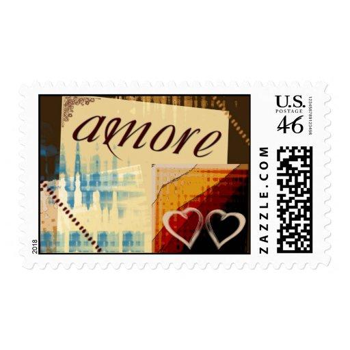 amore stamp