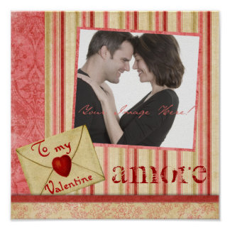 Amore Scrapbook Page 2 Poster