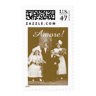 Amore! Stamp