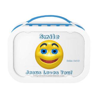 Amores de Jesús de la sonrisa usted sonriente