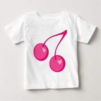 Amores de la cereza tshirts