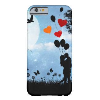 Amores del claro de luna funda barely there iPhone 6