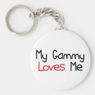 Amores Gammy yo Llavero Redondo Tipo Pin