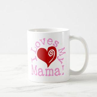 Amores I mi mamá Taza