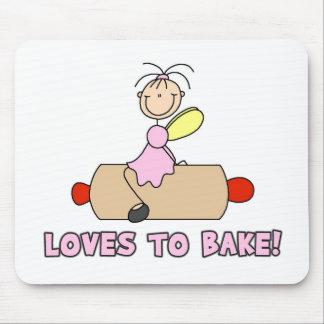 Amores para cocer Mousepad