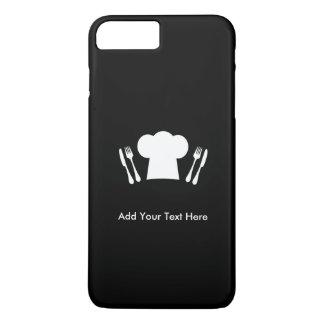 Amores para cocinar la cocina o el restaurante funda iPhone 7 plus