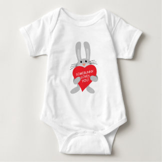 ¡amores somebunny usted! remera